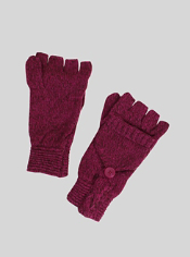 The Cafenista Convertible Mittens feature JavaTech technology in a cozy and ...