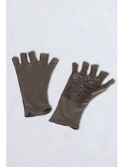 The Sol Cool Gloves are rated UPF 50+ for optimal sun protection, and have ...