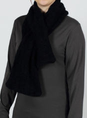 The Chaleur Boucle Scarf will keep you cozy and fashionable anywhere your ...