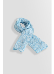 Complete any outfit with the Next-to-Nothing Jardinia Scarf. Crafted from a ...