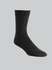 These functional wool blend travel socks are the perfect travel companion for...