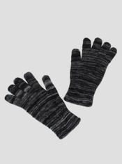 As soft and light as a cloud, the Irresistible Stripe gloves live up to their...