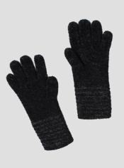 Keep fingers toasty warm with the Vona Gloves, which are crafted from a blend...