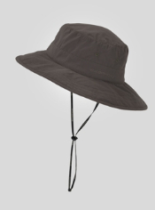 The BugsAway Adventure Hat is bug and sun protection in one. The brim and a ...