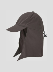 The BugsAway Cape Hat has a rollaway cape to provide maximum bug and sun ...