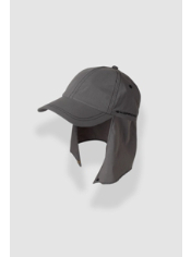 The BugsAway Cape Hat, which features a rollaway cape, provides maximum bug ...