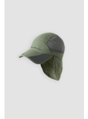 The BugsAway Breez'r Cape Hat provides insect and sun protection with a UPF ...
