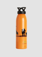 Stay hydrated on all your adventures with this 24 oz. aluminum water bottle. ...