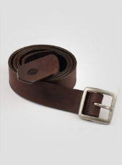 This belt is made with durable leather to keep your britches in place while ...