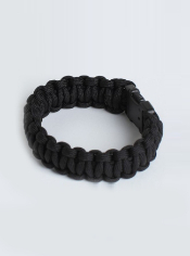 The ExOfficio Survival Cord Bracelet provides 8-10 feet of Para-Cord in any ...