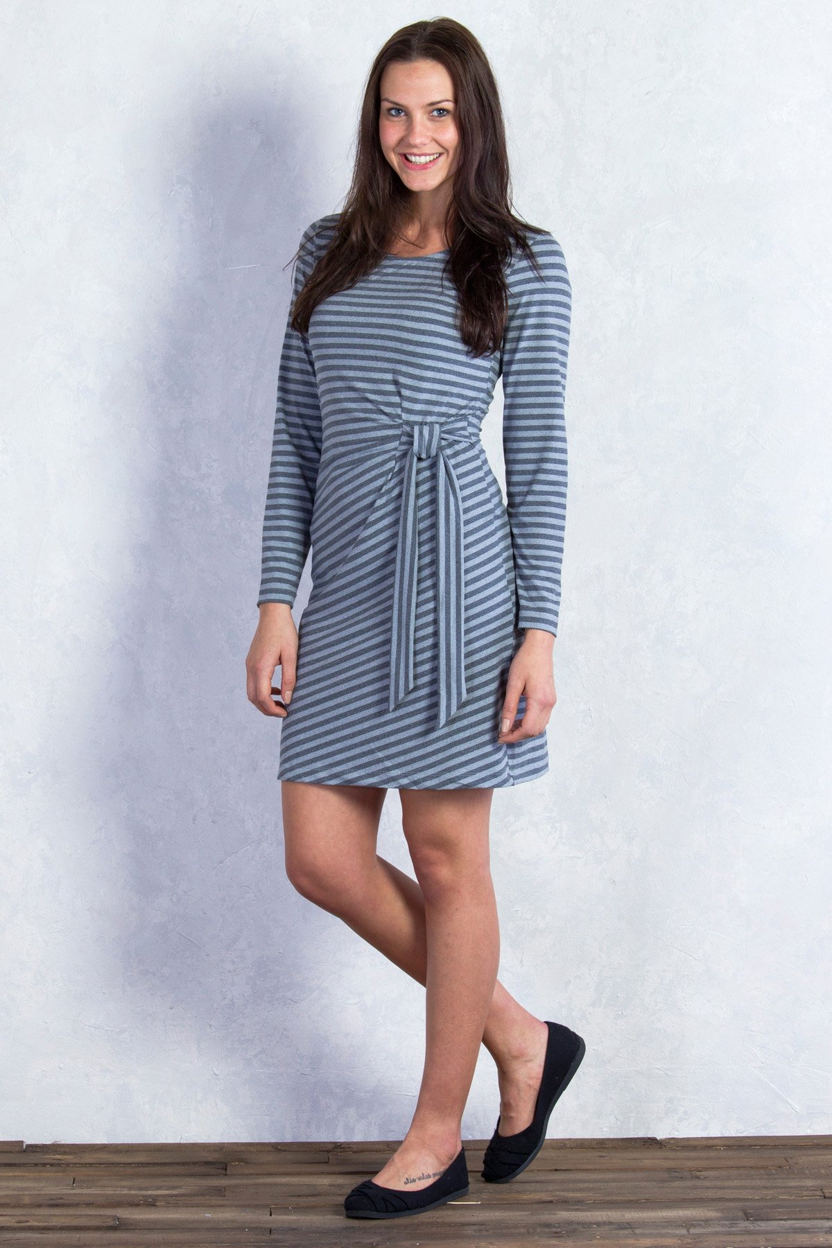 2ba94c83bca ExOfficio   Women s Wanderlux Stripe Salama Dress