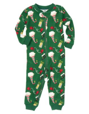 elf one piece cotton pajama 1500