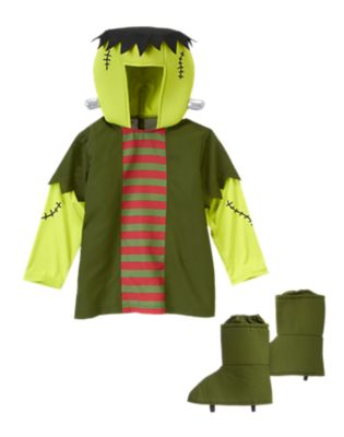Frankenstein Monster Costume Set