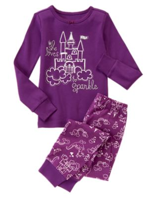 Loves to Sparkle Two-Piece Gymmies®