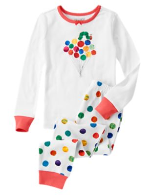 The Very Hungry Caterpillar™ Balloons Two-Piece Gymmies®