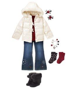 صور ملابس شتوية للاطفال 2018