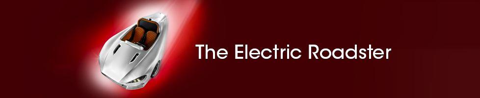 Hammacher Schlemmer - The Electric Roadster