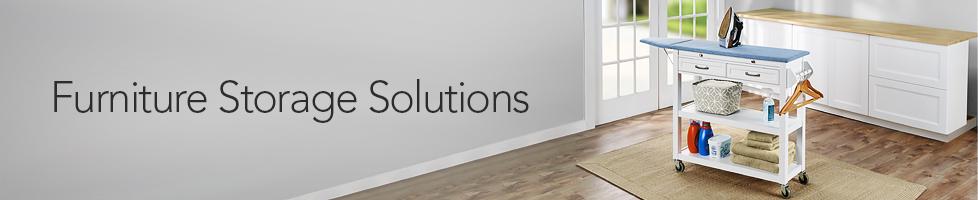 Hammacher Schlemmer - Furniture Storage Solutions