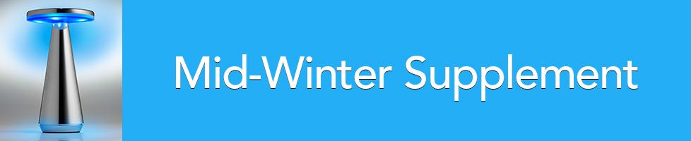 Hammacher Schlemmer - Mid-Winter Supplement