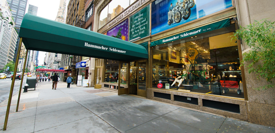 Landmark New York Store
