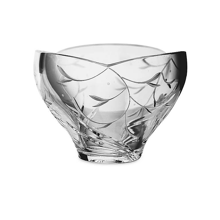 Crystal Opal Innocence Crystal Bowl by Lenox, Home Decorating Bowls by Lenox