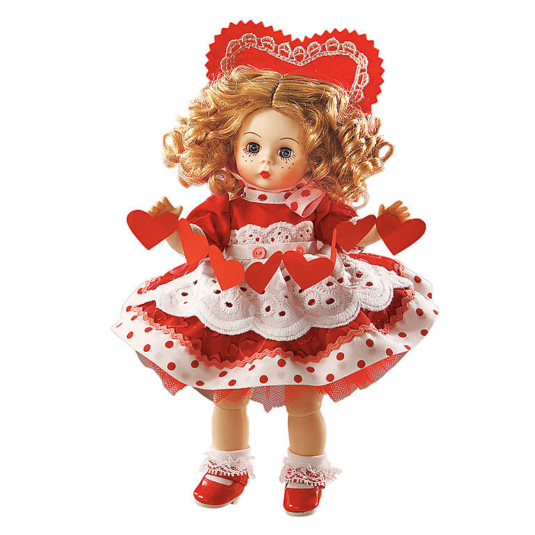 Madame Alexander My Little Valentine Collector Doll, Dolls by Lenox