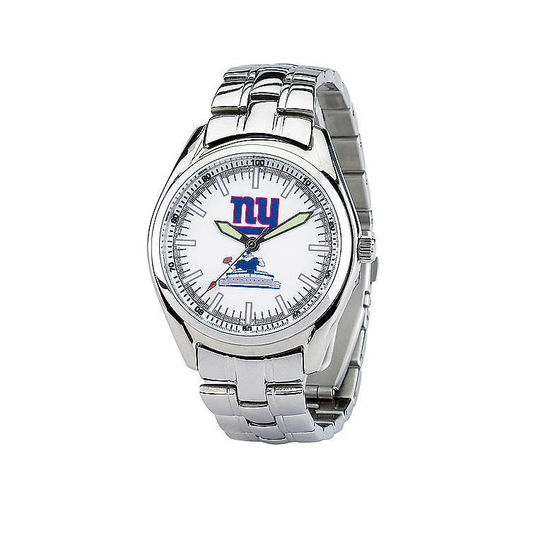 Stainless Steel NFL Watch, Women's Watches by Lenox