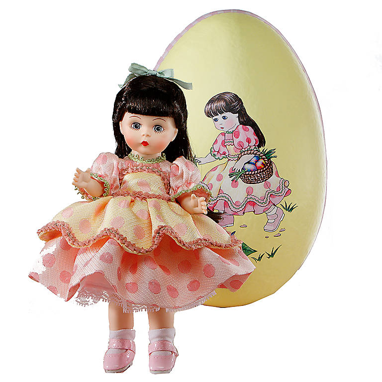 Madame Alexander Easter Surprise Doll, Dolls by Lenox