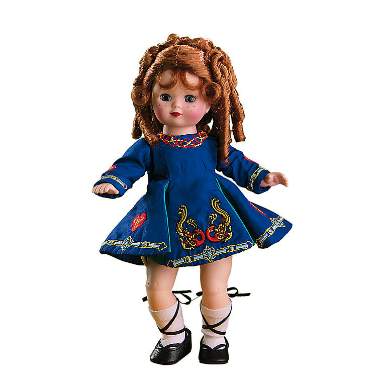 Madame Alexander Little Irish Dancer Collector Doll, Dolls by Lenox
