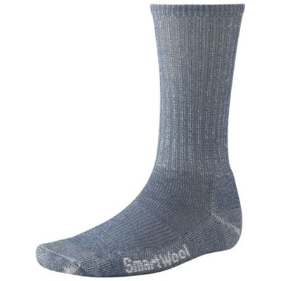 Smartwool Hiking Light Crew Sock - Medium - Denim