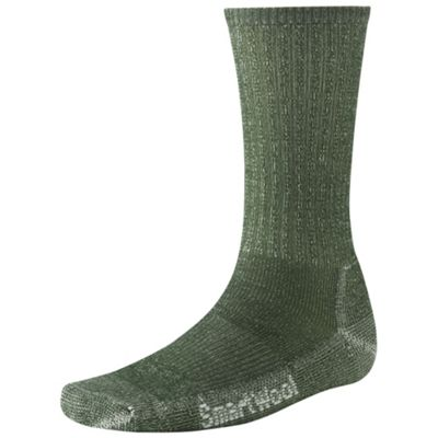 Smartwool Hiking Light Crew Sock - Large - Loden