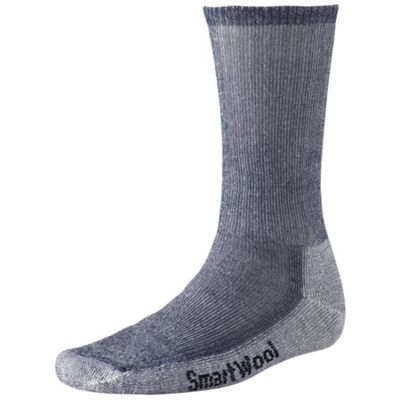 Smartwool Hiking Medium Crew Sock - Medium - Navy