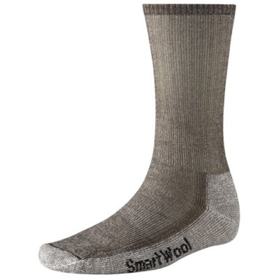 Smartwool Hiking Medium Crew Sock - Small - Dark Brown