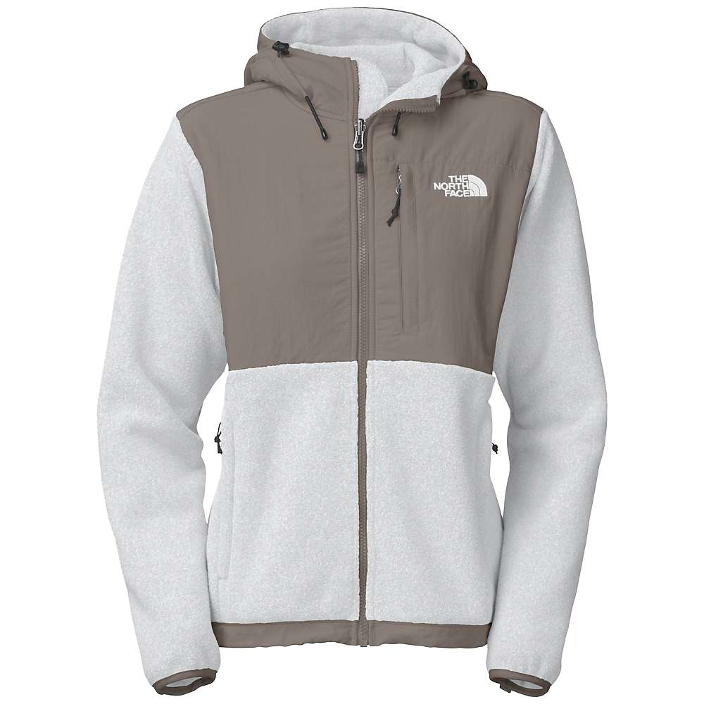 The North Face Women's Denali Hoodie - Medium - Recycled High Rise Grey Heather / Pache Grey