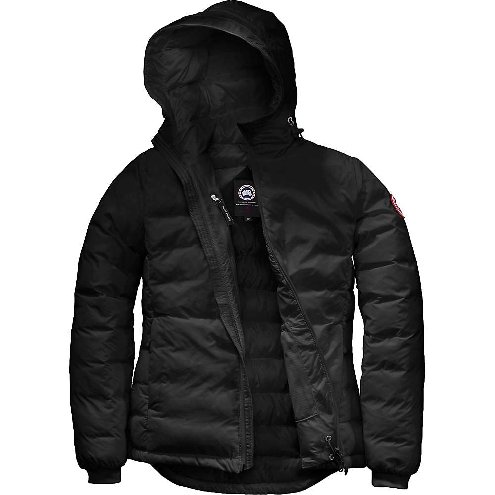 Canada Goose Women's Camp Hoody - Small - Black / Black