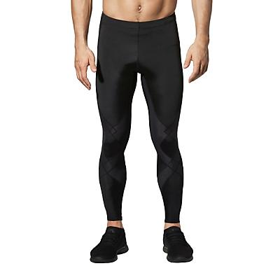 CW-X Mens Stabilyx Joint Support Compression Tights - Black