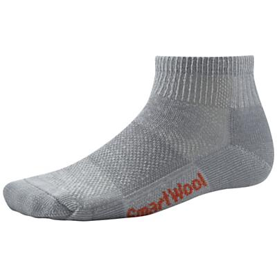 Smartwool Hiking Ultra Light Mini Sock - Gray