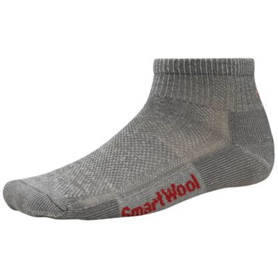 Smartwool Hiking Ultra Light Mini Sock - Medium - Taupe