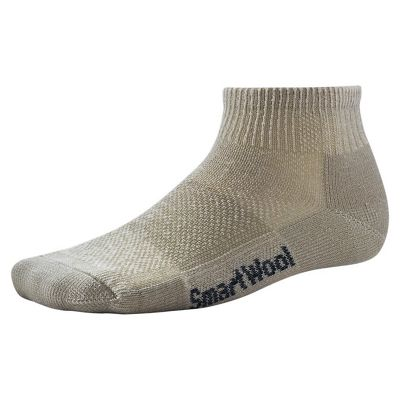 Smartwool Hiking Ultra Light Mini Sock - Medium - Oatmeal 241
