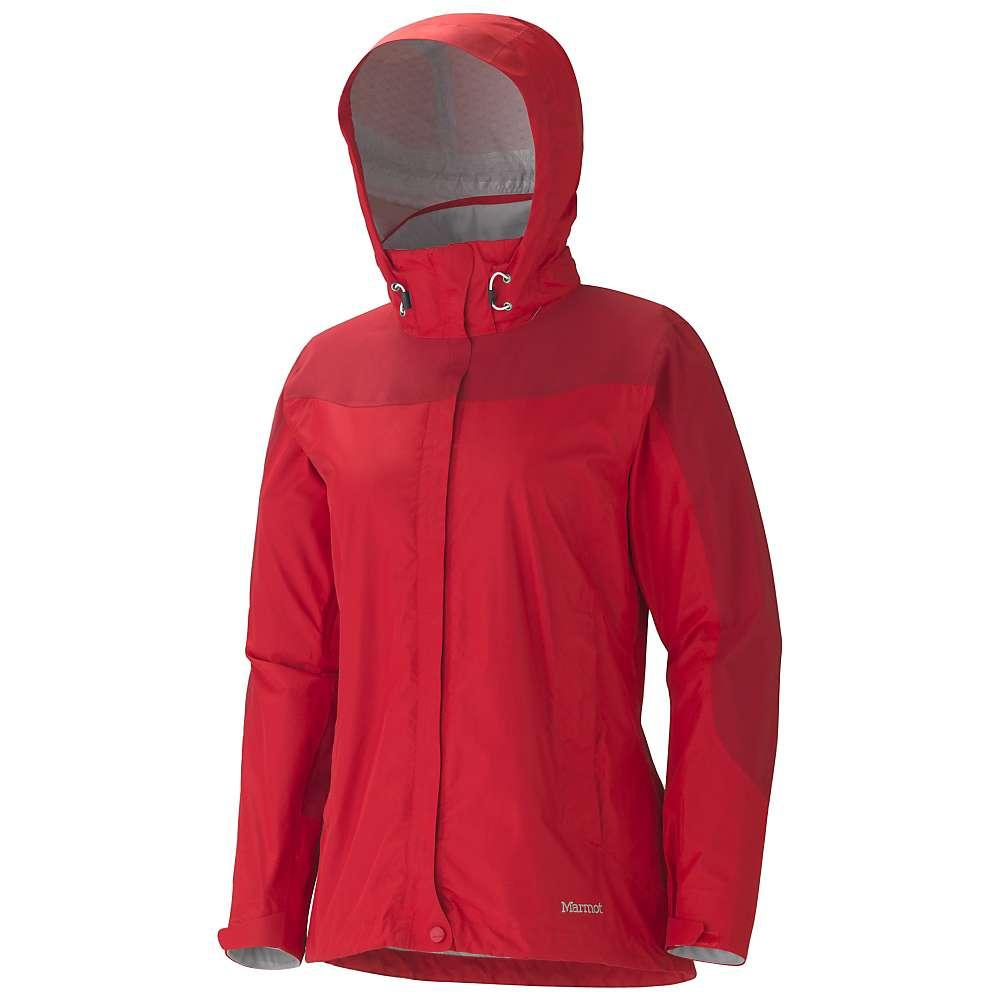 Marmot Women's Oracle Jacket - Small - Cardinal / Fire