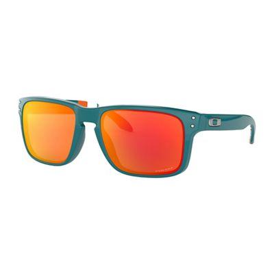 Oakley Holbrook Sunglasses - One Size - Aero Balsam / PRIZM Ruby