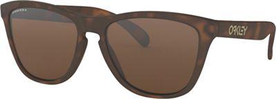 Oakley Frogskins Sunglasses - One Size - Matte Tortoise / PRIZM Tungsten