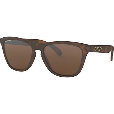 Oakley Frogskins Sunglasses - Matte Tortoise / Prizm Tungsten