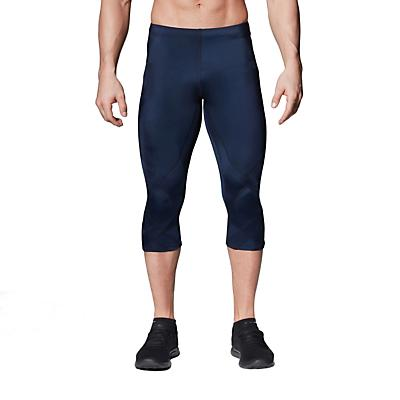 CW-X Mens Stabilyx Joint Support Compression Tights - True Navy