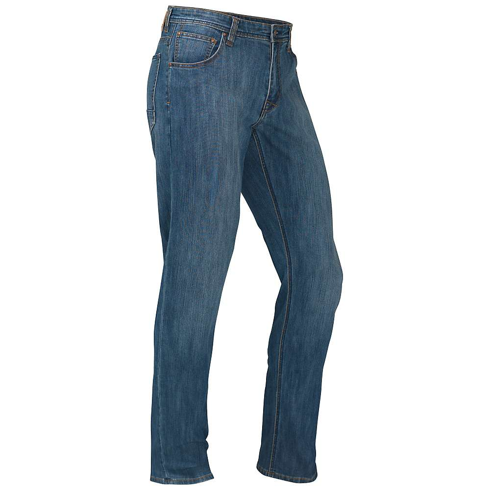 Marmot Men's Pipeline Jean - Regular Fit - 28 - Vintage Blue