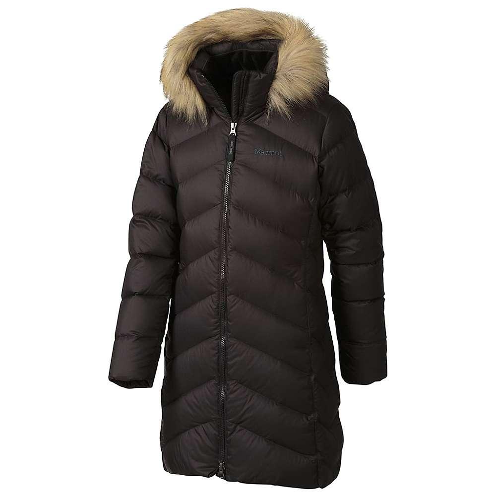 Marmot Girl's Montreaux Coat - XL - True Black