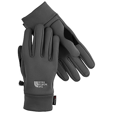 Image of The North Face Powerstretch Glove Asphalt Grey