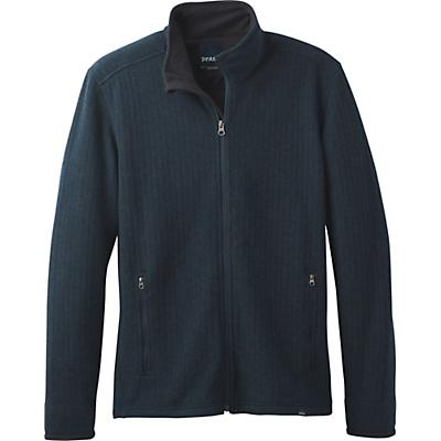 Prana Barclay Sweater - Dusk Blue - Men
