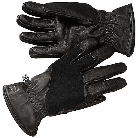Image of Smartwool Ridgeway Glove Black