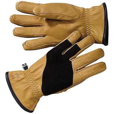 Image of Smartwool Ridgeway Glove Buck